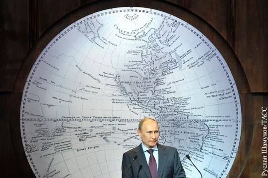 Успехи Путина во внешней политике. В чём секрет?