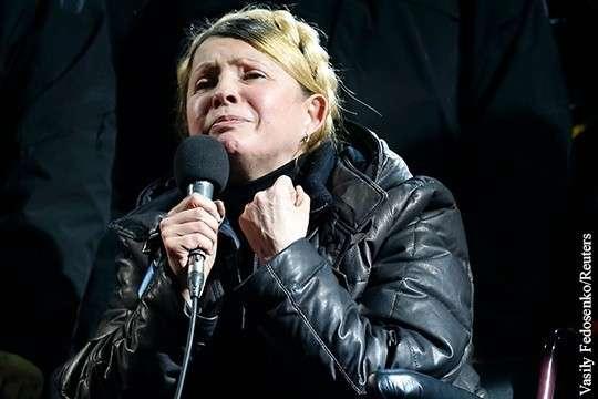 Как Тимошенко удалось стать лидером предвыборной гонки на Украине