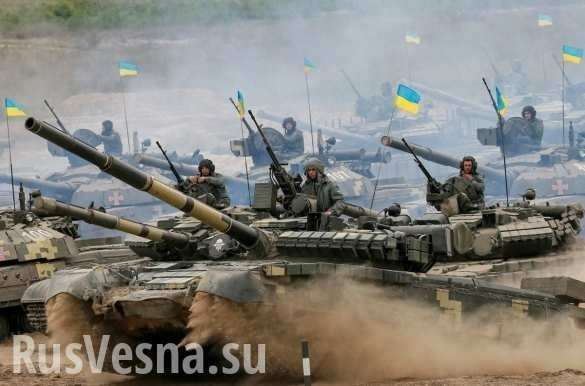 Сводка о событиях в ДНР и ЛНР за неделю: на Донбассе уничтожена техника и ракеты ВСУ | Русская весна