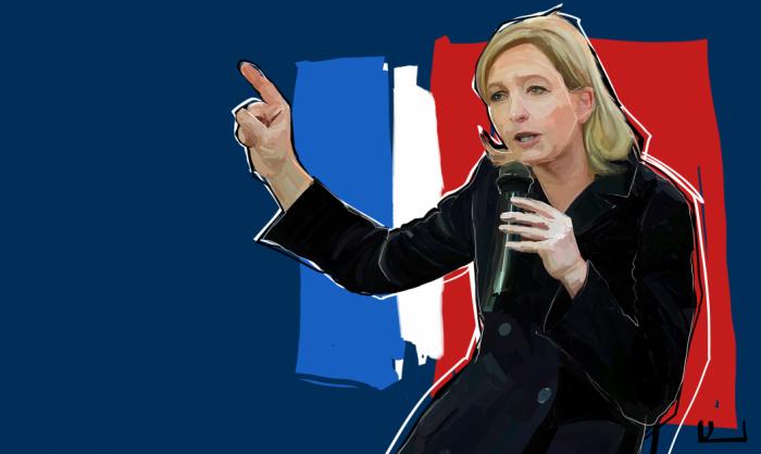 Глобальный договор ООН о миграции – это катастрофа, – заявила Марин Ле Пен
