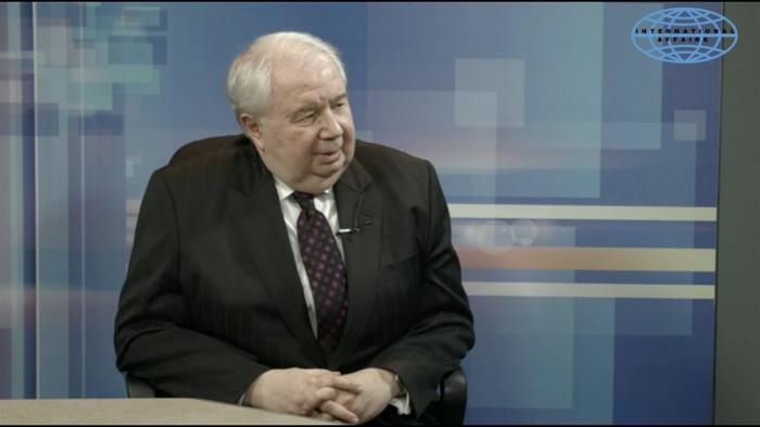Политическую ситуацию в Вашингтоне комментирует экс-посол России в США Сергей Кисляк