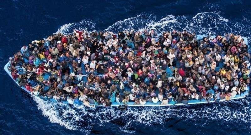 Глобальный договор о миграции – это убийство Белой расы