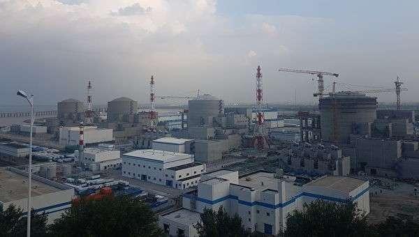 1–4 энергоблоки Тяньваньской АЭС