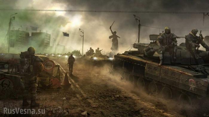 2014 год, Украина: фальстарт большой войны