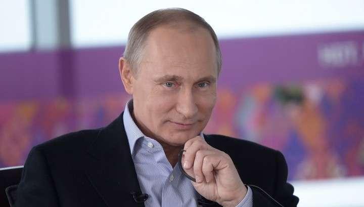 Владимир Путин прибыл в Чебоксары