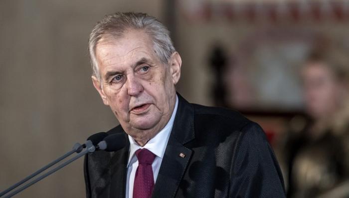 Милош Земан рассказал о количестве иностранных шпионов в Чехии