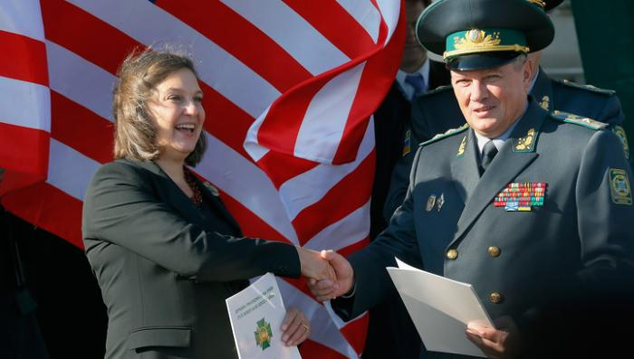 США выделили Киеву помощь на войну