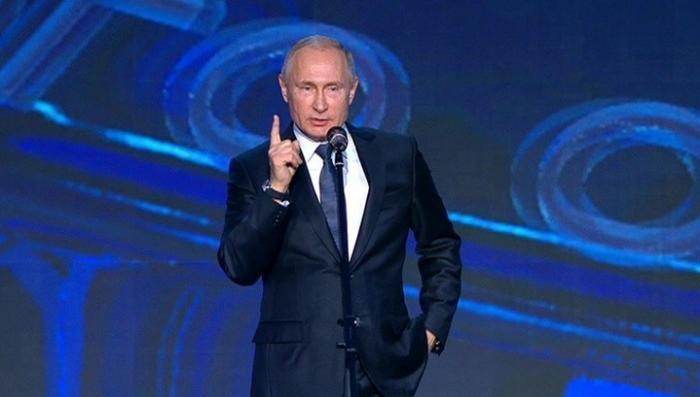 Путин поведал о своей встрече с медведями в диких местах