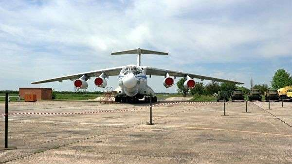 Летающая лаборатория А-60