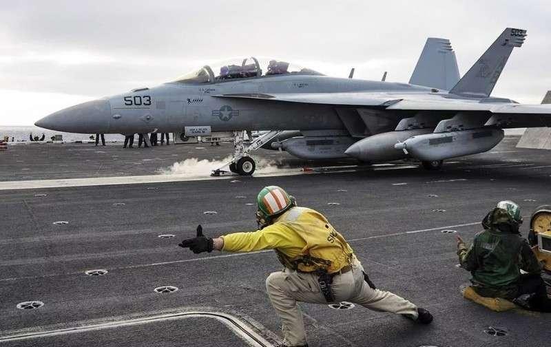 Американцы заявили о нападении России на ВВС США в Сирии