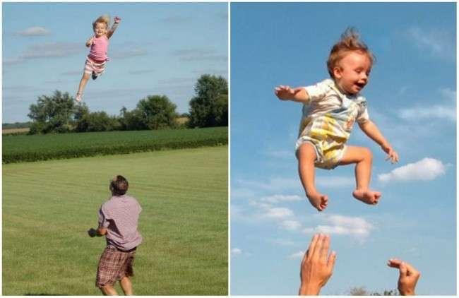 Самый счастливый момент в детстве