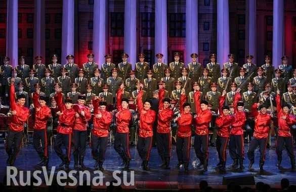 В Польше русофобы пытались сорвать концерт ансамбля русской армии | Русская весна