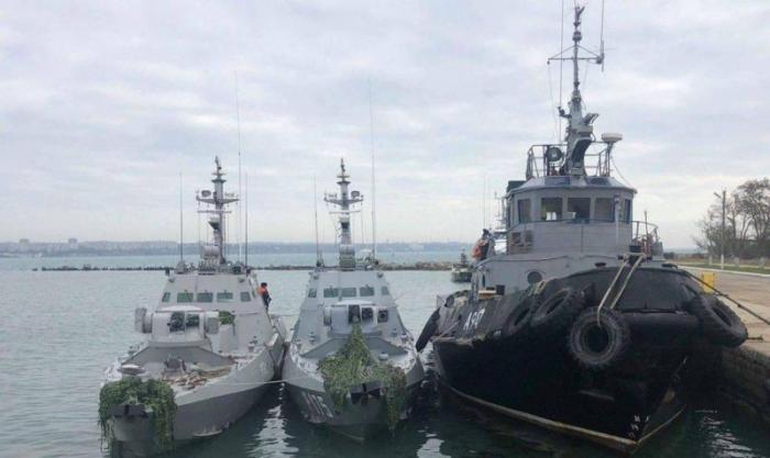 Порошенко посылал моряков в Керченский пролив на верную смерть
