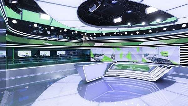 Студия RT France