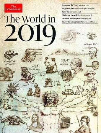 Пророчество от The Economist на 2019: Ротшильды высылают на Путина мультяшный апокалипсис
