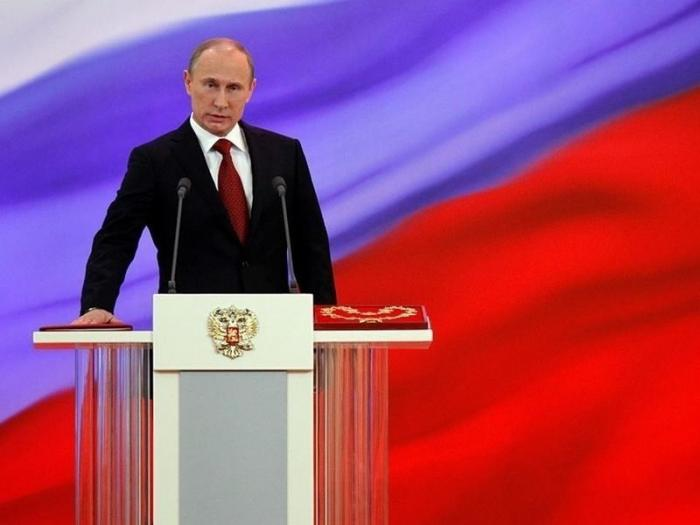 Национализация. Доктрина Путина и судьба элиты России