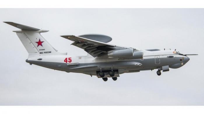 ВКС России получили обновленный летающий радар А-50У
