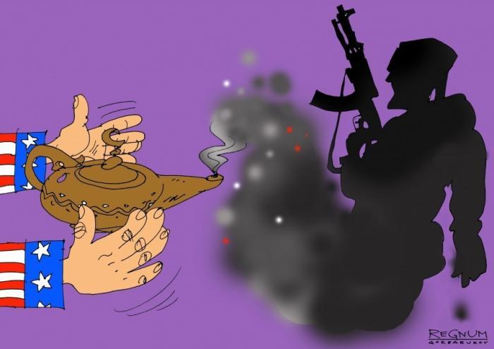 США перебрасывают своих террористов ИГИЛ из Сирии в Ирак