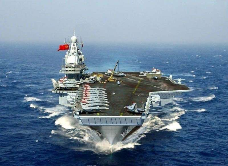 Китай должен быть готов атаковать военные корабли США, если они зайдут в воды КНР