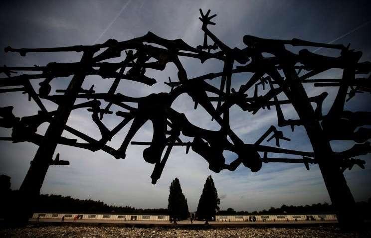 Мемориальный комплекс в бывшем концлагере Дахау