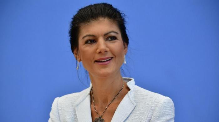 «Северный поток-2 для Германии важней, чем для Путина» – Сара Вагенкнехт