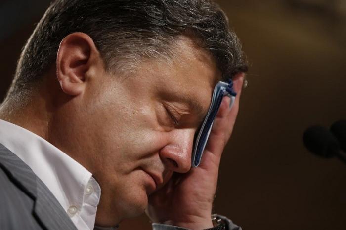 У Порошенко истекает время: пора начинать «агрессию России»