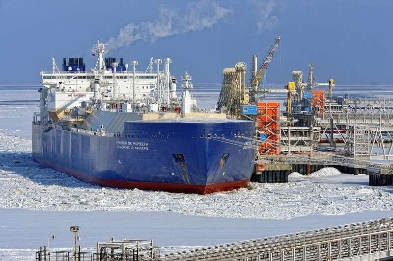 Россия намерена увеличить свою долю на мировом рынке СПГ