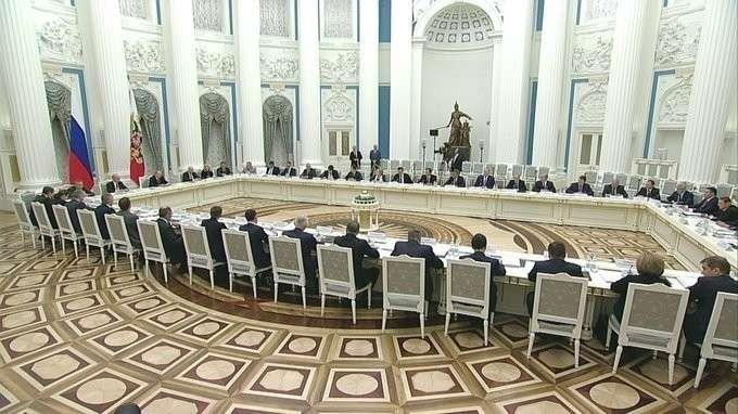 Владимир Путин провёл 40‑е заседание Российского организационного комитета «Победа»