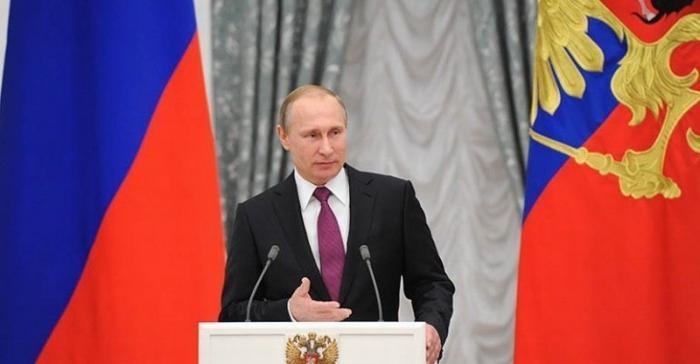 Владимир Путин вручил премии за правозащитную и благотворительную деятельность