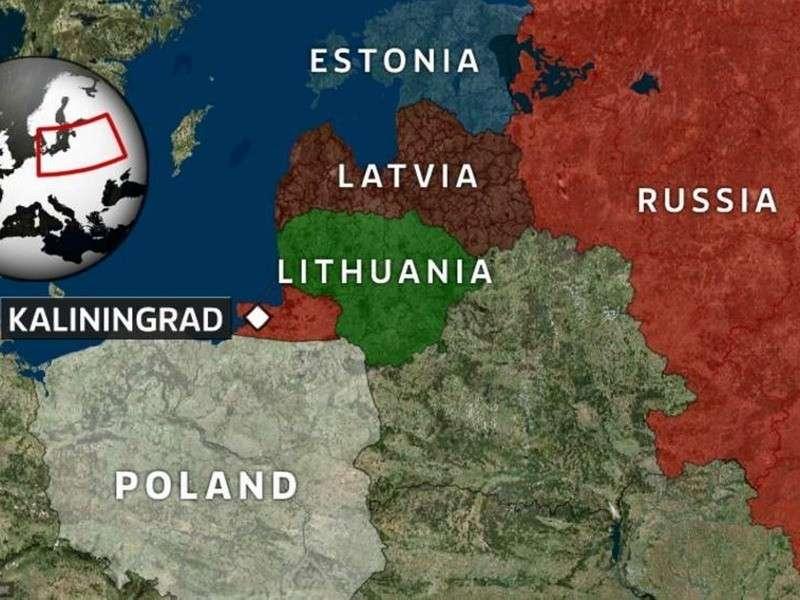 Военные США заговорили о блокаде Калининграда. Ситуация обостряется