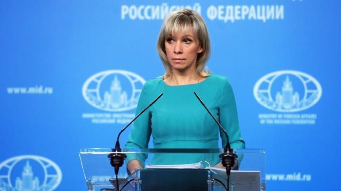 Мария Захарова: инакомыслящих бросают в тюрьмы или физически расправляются с ними