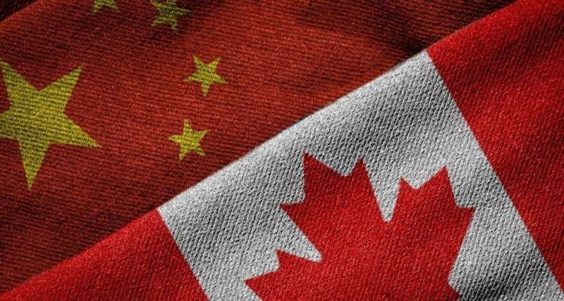 Китай нанёс по Канаде ещё один удар