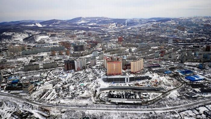 Дальневосточный федеральный округ России сменил столицу