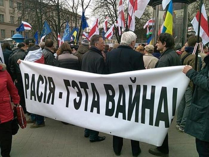 Власть Белоруссии решили повести страну по украинскому сценарию?