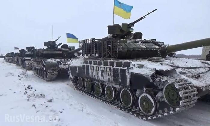 Дата начала масштабного наступления ВСУ на Донбассе назначена