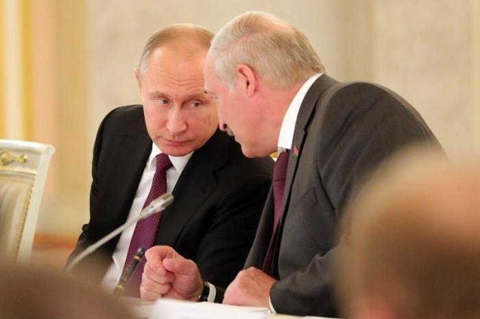 Торг между Россией и Беларусью: о чем будут говорить Владимир Путин и Александр Лукашенко