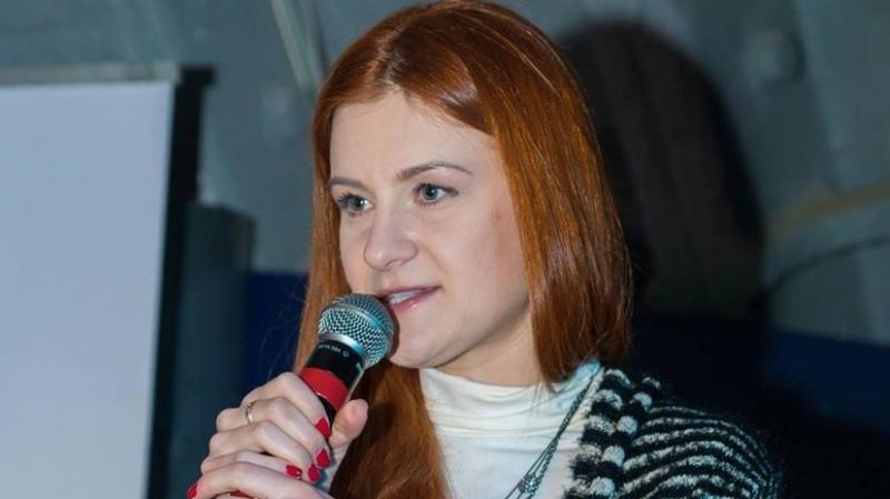Лавров прокомментировал признание вины Марией Бутиной