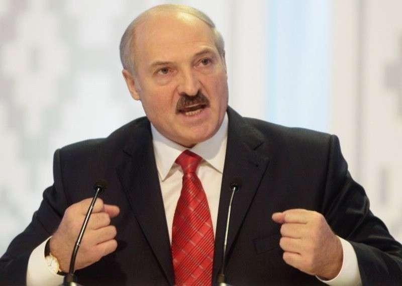 Англия ведёт Александра Лукашенко против России