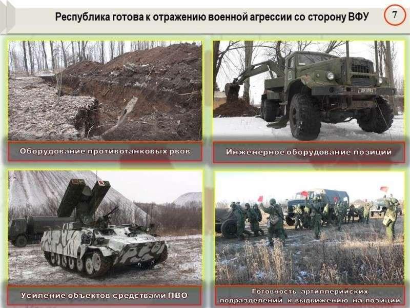 Армия ДНР приведена в полную боевую готовность: сводка овоенной ситуации на Донбассе (ВИДЕО, ИНФОГРАФИКА)