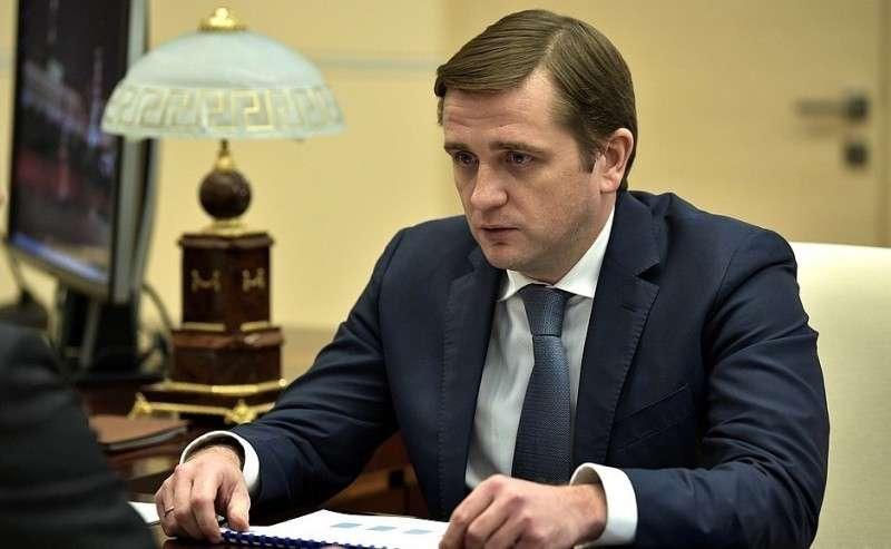 Руководитель Федерального агентства порыболовству Илья Шестаков.