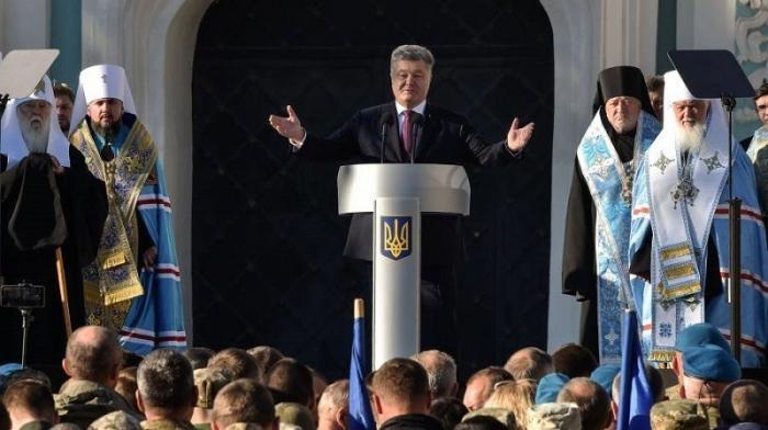 На «объединительный собор» в Киеве прибыли два предателя РПЦ на Украине