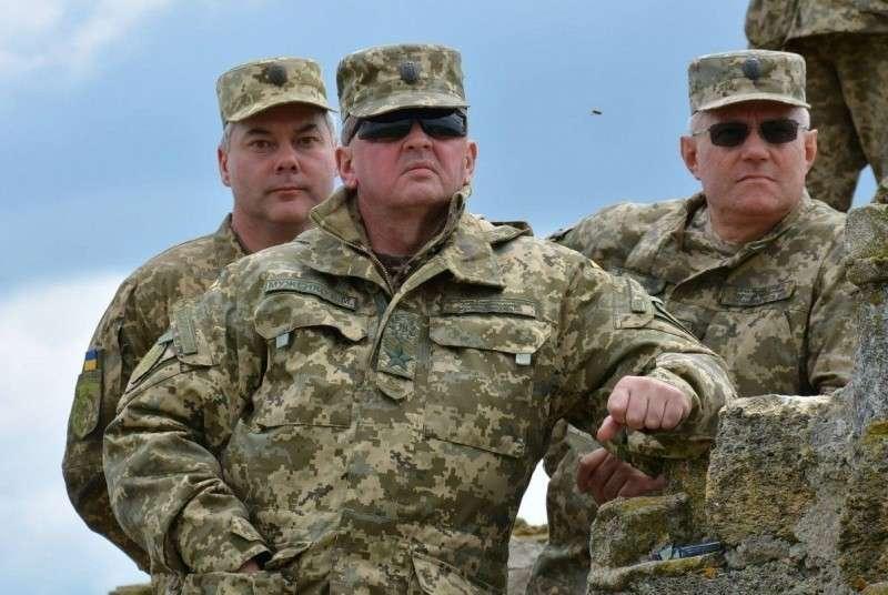 Наступление ВСУ на Донбассе готовят офицеры США. Не пора ли взять «языка»?