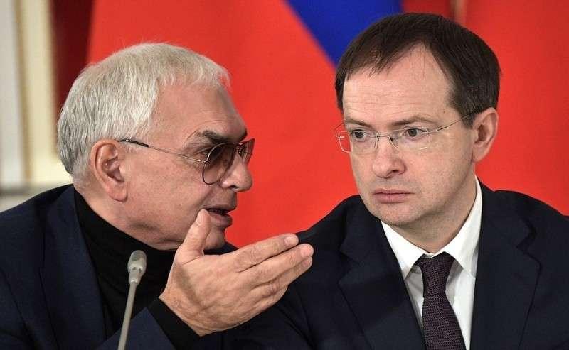 Владимир Путин в Санкт-Петербурге провёл заседание Совета по культуре и искусству