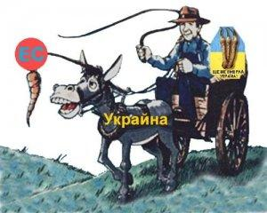 Европа-Украина: прошла любовь, завяли помидоры?