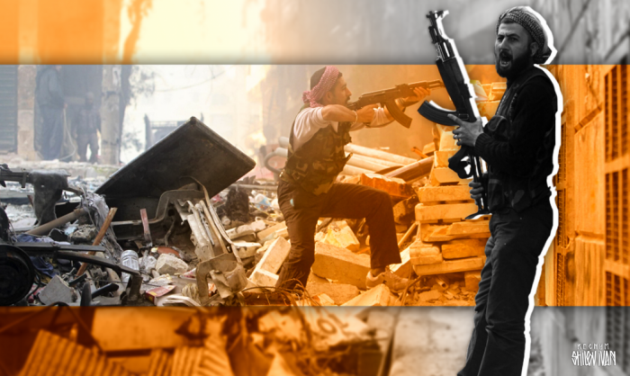 Сирия: американские наёмники атаковали российскую военную базу