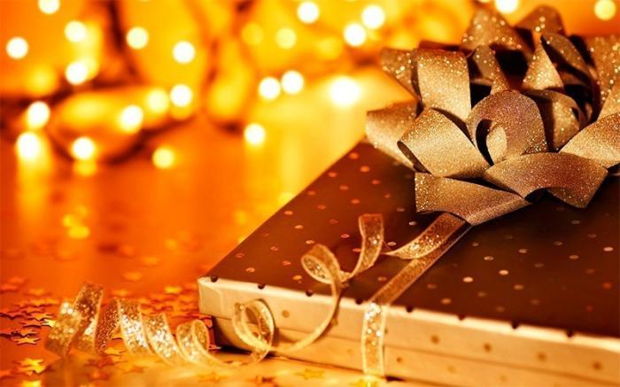 Лучший подарок на Новый Год – это хорошая, интересная книга