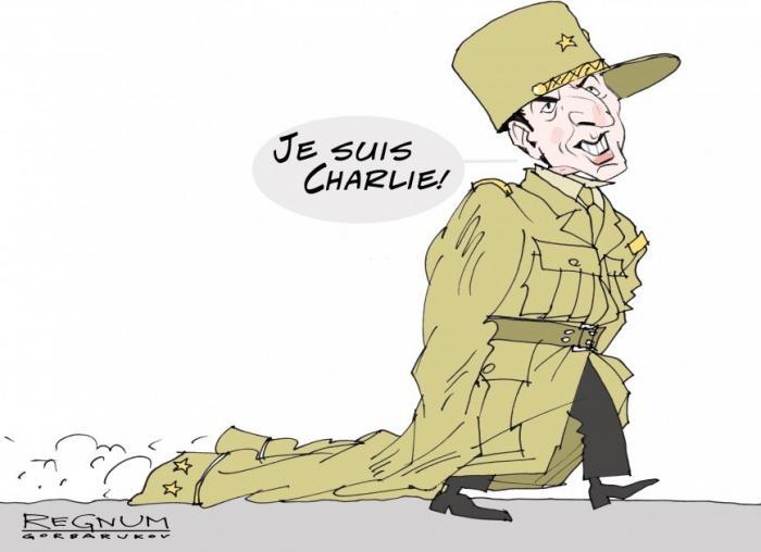 Протесты во Франции превратят ли Эммануэля Макрона в французского Керенского?