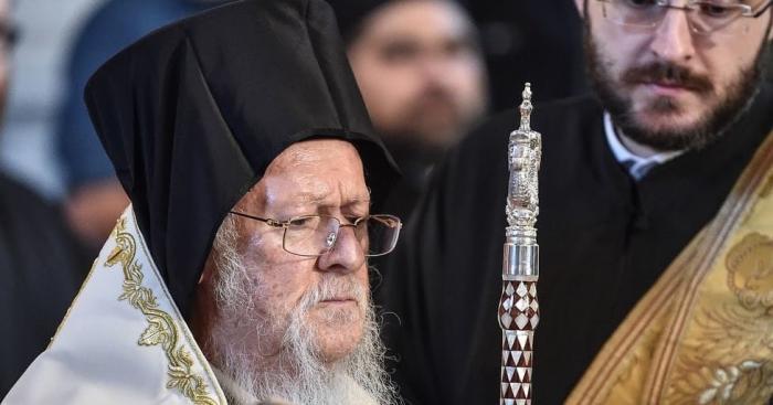 Упраздненный Варфоломеем «русский экзархат» наносит ответный удар