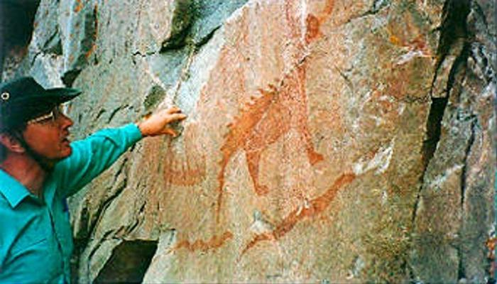 Миллионы лет назад Мидгард-Земля была заповедником, где дети катались на динозаврах