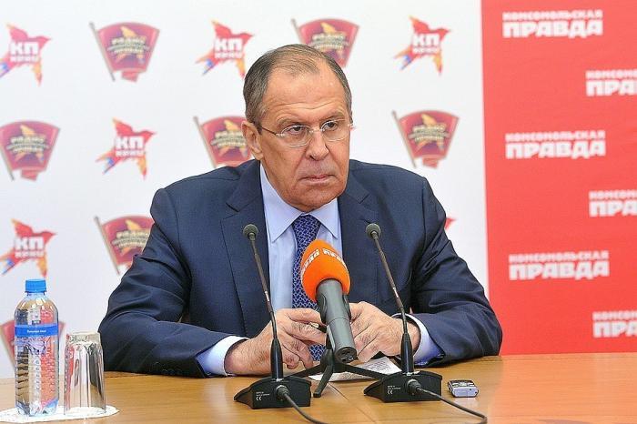 Задайте вопросы Сергею Лаврову, на которые он ответит в прямом эфире 17 декабря